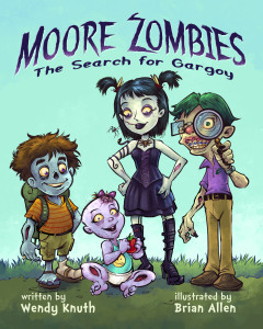 Moore Zombies Cover